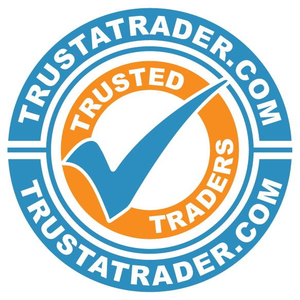 Trust a trader logo within Handyman TK website.